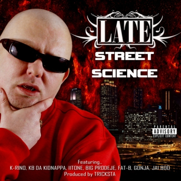 LATE - STREET SCIENCE - COVER 600