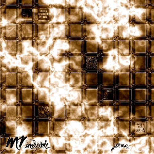 Mr Invisible  (Bonus Edition) by Just Muz coverart500